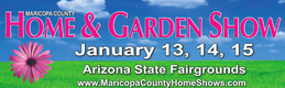 Maricopa County Home and Garden Show 2012
